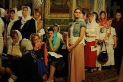 Фоторепортаж из Свято-Троицкого Ионинского монастыря о праздновании Светлого праздника Пасхи 321