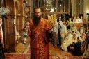 Фоторепортаж из Свято-Троицкого Ионинского монастыря о праздновании Светлого праздника Пасхи   348