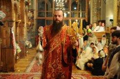 Фоторепортаж из Свято-Троицкого Ионинского монастыря о праздновании Светлого праздника Пасхи 350