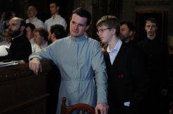 Фоторепортаж из Свято-Троицкого Ионинского монастыря о праздновании Светлого праздника Пасхи 362