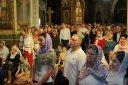Фоторепортаж из Свято-Троицкого Ионинского монастыря о праздновании Светлого праздника Пасхи   363
