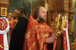 Фоторепортаж из Свято-Троицкого Ионинского монастыря о праздновании Светлого праздника Пасхи 372