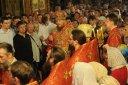Фоторепортаж из Свято-Троицкого Ионинского монастыря о праздновании Светлого праздника Пасхи   382