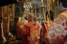 Фоторепортаж из Свято-Троицкого Ионинского монастыря о праздновании Светлого праздника Пасхи 388