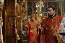 Фоторепортаж из Свято-Троицкого Ионинского монастыря о праздновании Светлого праздника Пасхи 390