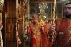 Фоторепортаж из Свято-Троицкого Ионинского монастыря о праздновании Светлого праздника Пасхи 394