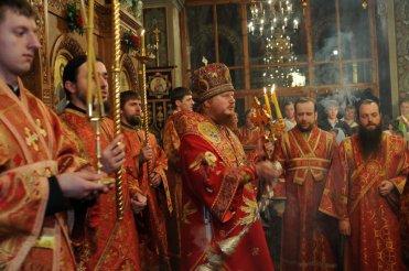 Фоторепортаж из Свято-Троицкого Ионинского монастыря о праздновании Светлого праздника Пасхи 400