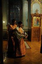 Фоторепортаж из Свято-Троицкого Ионинского монастыря о праздновании Светлого праздника Пасхи 409
