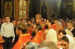 Фоторепортаж из Свято-Троицкого Ионинского монастыря о праздновании Светлого праздника Пасхи 422