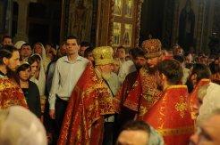 Фоторепортаж из Свято-Троицкого Ионинского монастыря о праздновании Светлого праздника Пасхи 432