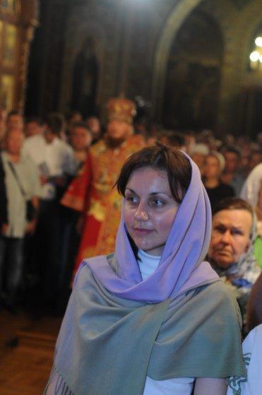 Фоторепортаж из Свято-Троицкого Ионинского монастыря о праздновании Светлого праздника Пасхи 444