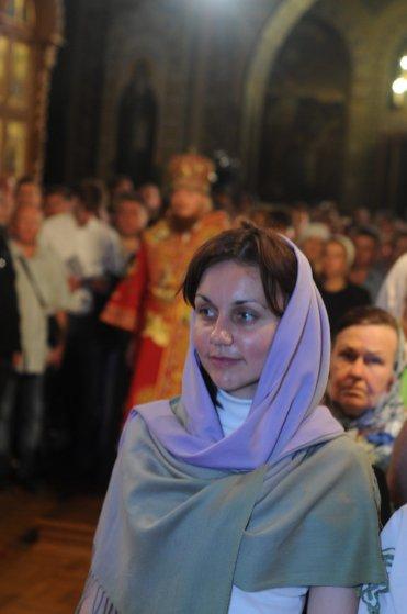 Фоторепортаж из Свято-Троицкого Ионинского монастыря о праздновании Светлого праздника Пасхи 445
