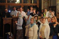 Фоторепортаж из Свято-Троицкого Ионинского монастыря о праздновании Светлого праздника Пасхи 452