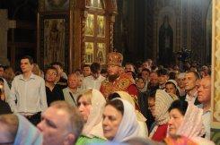 Фоторепортаж из Свято-Троицкого Ионинского монастыря о праздновании Светлого праздника Пасхи 453