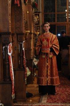 Фоторепортаж из Свято-Троицкого Ионинского монастыря о праздновании Светлого праздника Пасхи 456