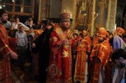 Фоторепортаж из Свято-Троицкого Ионинского монастыря о праздновании Светлого праздника Пасхи 472