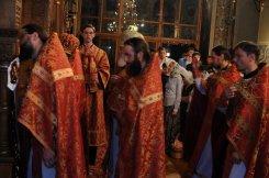 Фоторепортаж из Свято-Троицкого Ионинского монастыря о праздновании Светлого праздника Пасхи 480