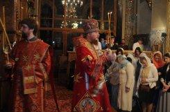 Фоторепортаж из Свято-Троицкого Ионинского монастыря о праздновании Светлого праздника Пасхи 491