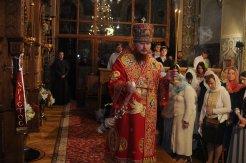 Фоторепортаж из Свято-Троицкого Ионинского монастыря о праздновании Светлого праздника Пасхи 495