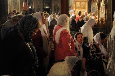 Фоторепортаж из Свято-Троицкого Ионинского монастыря о праздновании Светлого праздника Пасхи 503