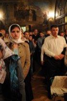 Фоторепортаж из Свято-Троицкого Ионинского монастыря о праздновании Светлого праздника Пасхи 507