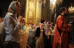 Фоторепортаж из Свято-Троицкого Ионинского монастыря о праздновании Светлого праздника Пасхи 510