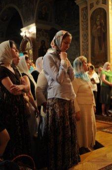 Фоторепортаж из Свято-Троицкого Ионинского монастыря о праздновании Светлого праздника Пасхи 513