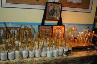 Фоторепортаж. Первое мая в сельском храме села Сукачи 3