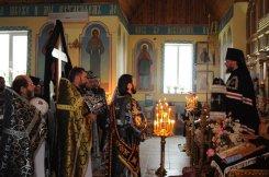 Фоторепортаж. Первое мая в сельском храме села Сукачи 26