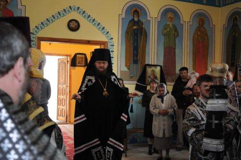 Фоторепортаж. Первое мая в сельском храме села Сукачи 27
