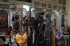 Фоторепортаж. Первое мая в сельском храме села Сукачи 49