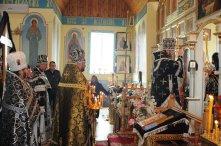 Фоторепортаж. Первое мая в сельском храме села Сукачи 54