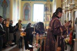 Фоторепортаж. Первое мая в сельском храме села Сукачи 77