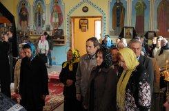 Фоторепортаж. Первое мая в сельском храме села Сукачи 91