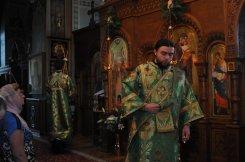 Святая Троица. Фотографии праздничного богослужения из Свято-Троицкого Ионинского монастыря.2013 год. 140