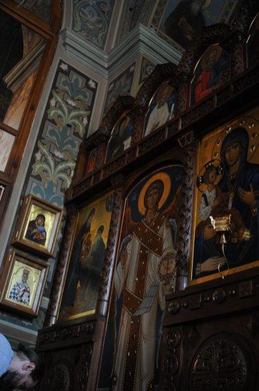 Святая Троица. Фотографии праздничного богослужения из Свято-Троицкого Ионинского монастыря.2013 год. 253