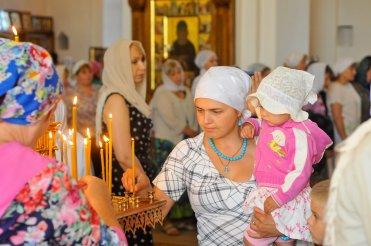 300 фото с храмового праздника Преображение Господне Спасо-Преображенского скита Ионинского монастыря 23