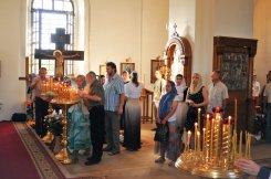300 фото с храмового праздника Преображение Господне Спасо-Преображенского скита Ионинского монастыря 26