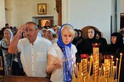 300 фото с храмового праздника Преображение Господне Спасо-Преображенского скита Ионинского монастыря 30