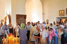 300 фото с храмового праздника Преображение Господне Спасо-Преображенского скита Ионинского монастыря 41