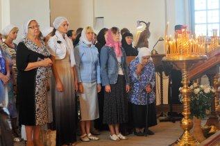 300 фото с храмового праздника Преображение Господне Спасо-Преображенского скита Ионинского монастыря 50