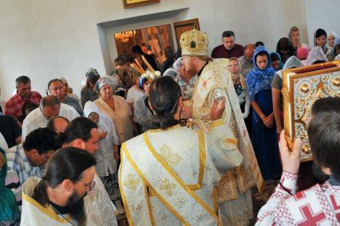 300 фото с храмового праздника Преображение Господне Спасо-Преображенского скита Ионинского монастыря 54