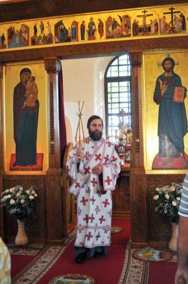300 фото с храмового праздника Преображение Господне Спасо-Преображенского скита Ионинского монастыря 61