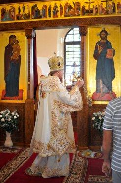 300 фото с храмового праздника Преображение Господне Спасо-Преображенского скита Ионинского монастыря 63