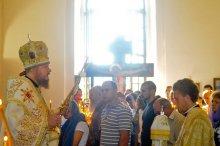 300 фото с храмового праздника Преображение Господне Спасо-Преображенского скита Ионинского монастыря 73