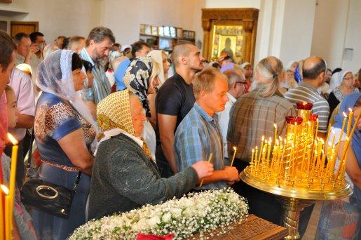 300 фото с храмового праздника Преображение Господне Спасо-Преображенского скита Ионинского монастыря 90