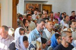 300 фото с храмового праздника Преображение Господне Спасо-Преображенского скита Ионинского монастыря 103