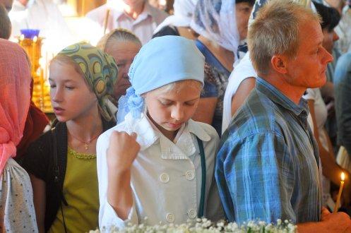 300 фото с храмового праздника Преображение Господне Спасо-Преображенского скита Ионинского монастыря 105