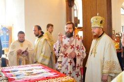 300 фото с храмового праздника Преображение Господне Спасо-Преображенского скита Ионинского монастыря 110