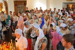 300 фото с храмового праздника Преображение Господне Спасо-Преображенского скита Ионинского монастыря 114